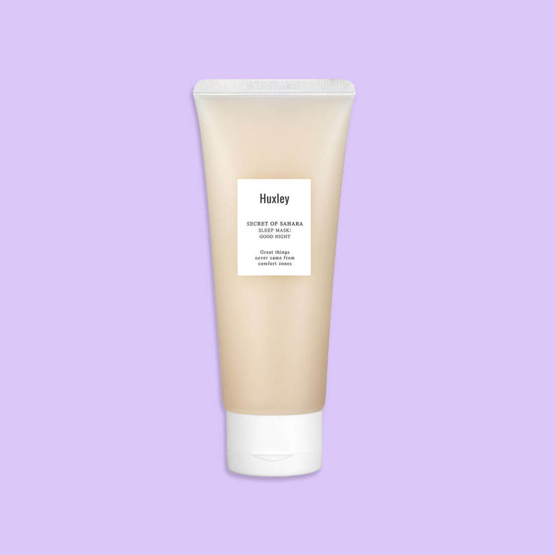 Huxley Good Night Sleep Mask - K Beauty World
