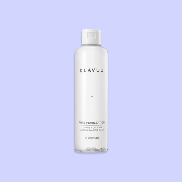Klavuu Pure Pearlsation Marine Collagen Micro Cleansing Water - K Beauty World