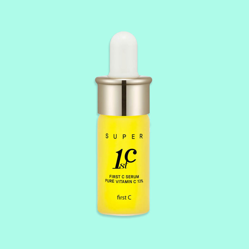 Liz K Super First C Serum Pure Vitamin 13% - K Beauty World