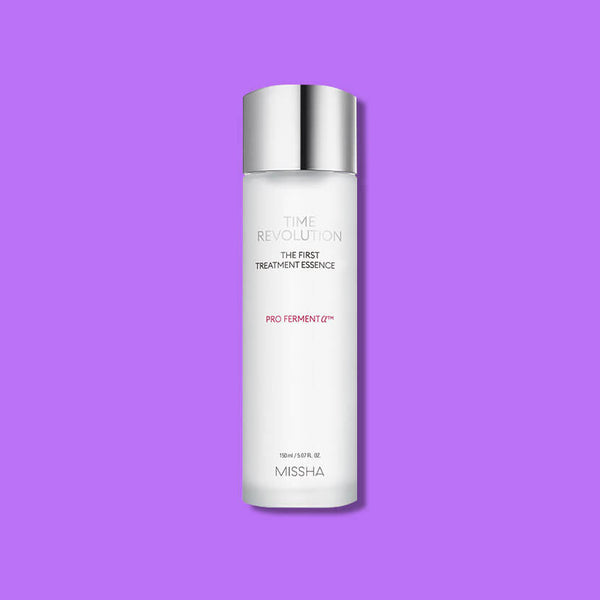 Missha Time Revolution The First Treatment Essence RX - K Beauty World