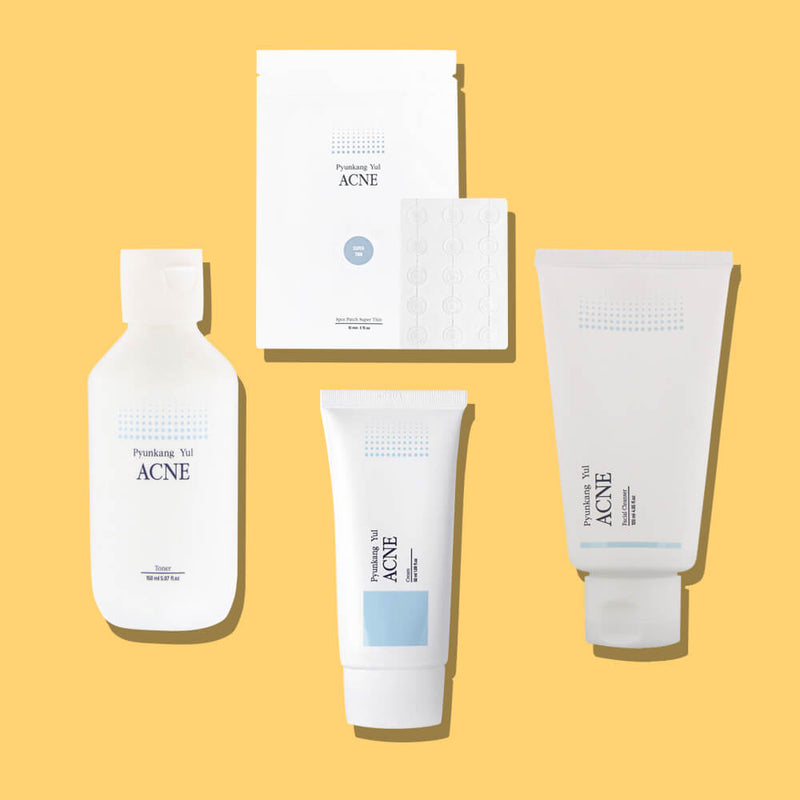Pyunkang Yul Acne Skin Care Set - K Beauty World