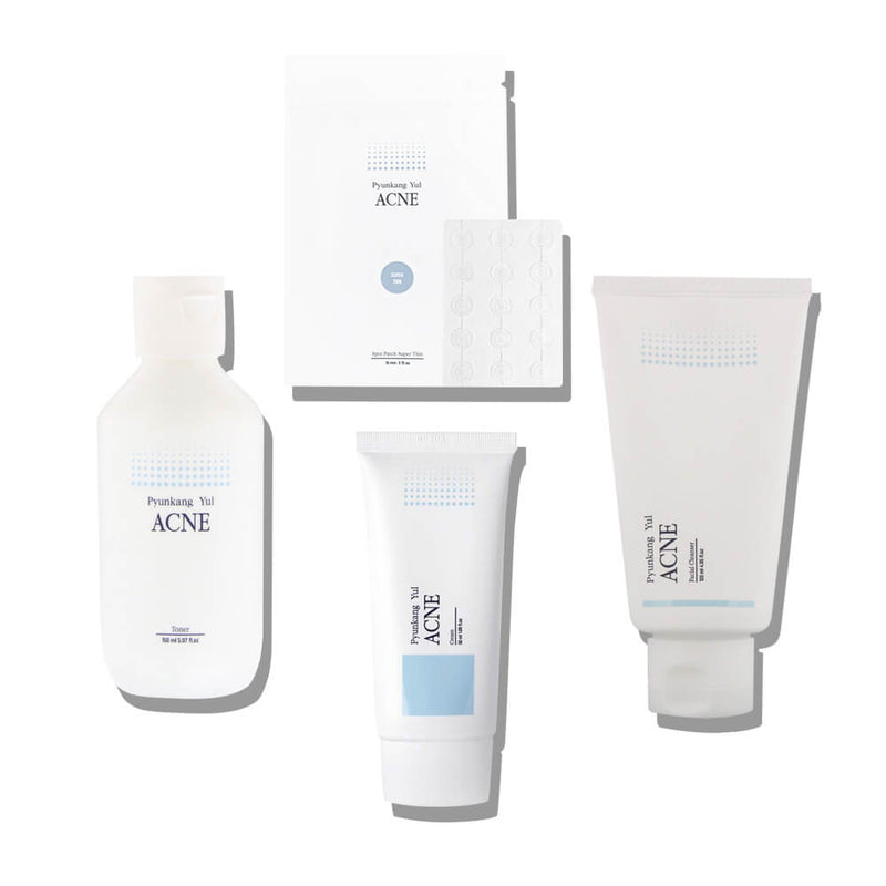 Pyunkang Yul Acne Skin Care Set Acne Treatment I K Beauty World