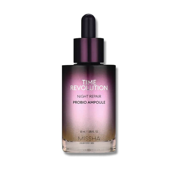 Missha Time Revolution Night Repair Probio Ampoule k beauty world
