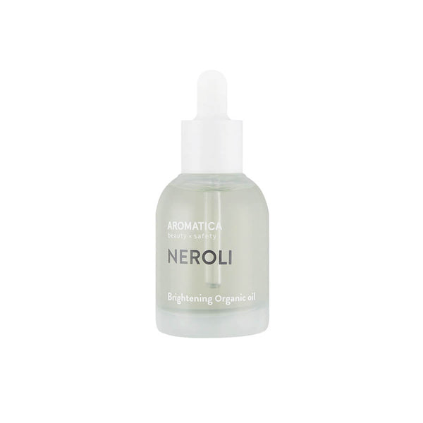 Aromatica Neroli Brightening Organic Oil - K Beauty World