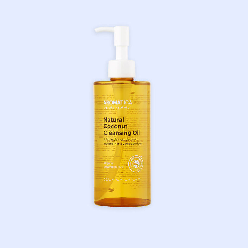 Aromatica Natural Coconut Cleansing Oil - K Beauty World