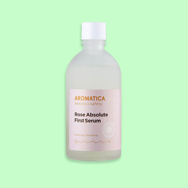 Aromatica Rose Absolute First Serum - K Beauty World