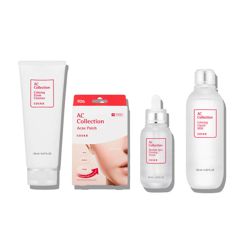 Cosrx AC Collection Acne Set - K Beauty World