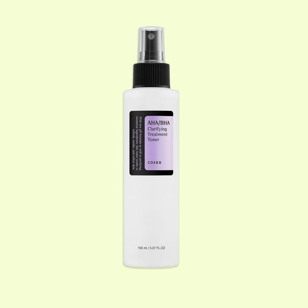Cosrx AHA/BHA Clarifying Treatment Toner - K Beauty World