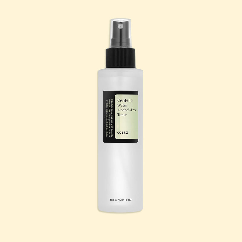Cosrx Centella Water Alcohol-Free Toner - K Beauty World