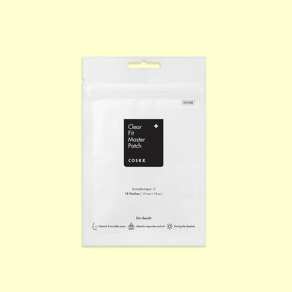 Cosrx Clear Fit Master Patch - K Beauty World