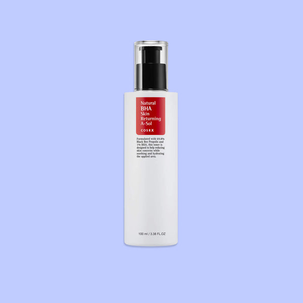Cosrx Natural BHA Skin Returning A-Sol - K Beauty World