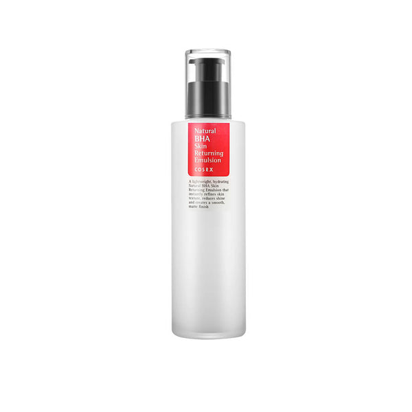 Cosrx Natural BHA Skin Returning Emulsion - K Beauty World