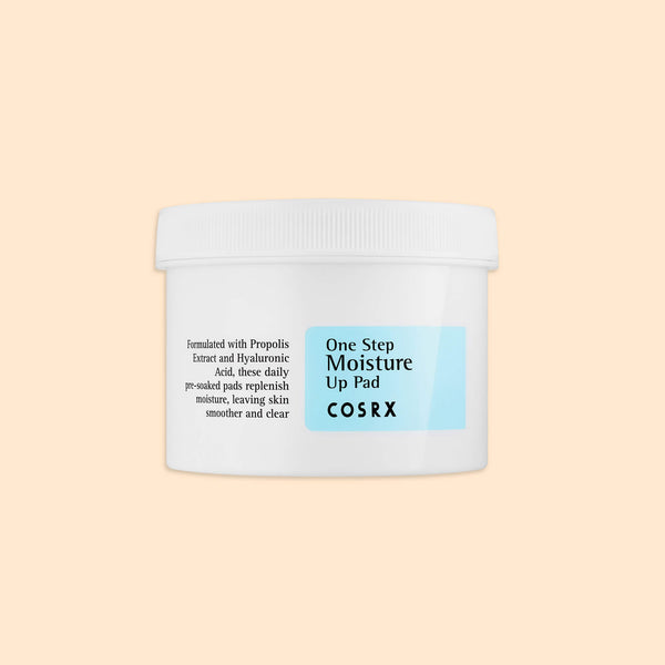 Cosrx One Step Moisture Up Pad - K Beauty World