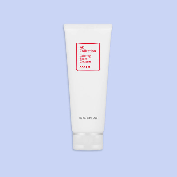 Cosrx AC Collection Calming Foam Cleanser - K Beauty World