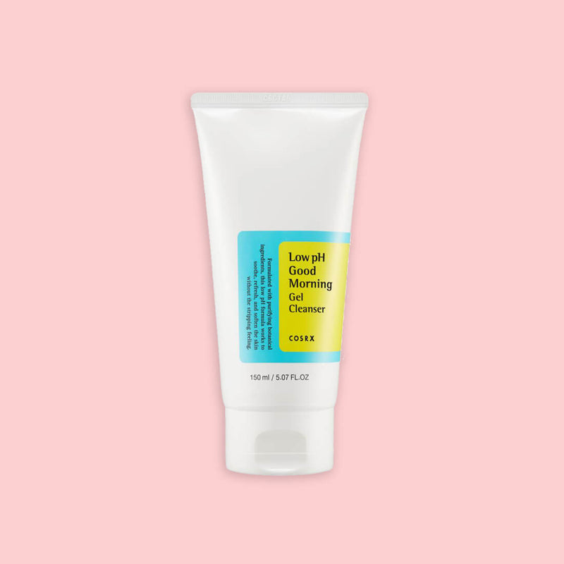 Cosrx Low pH Good Morning Gel Cleanser - K Beauty World