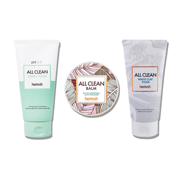 Heimish All Clean Double Cleansing Set - K Beauty World