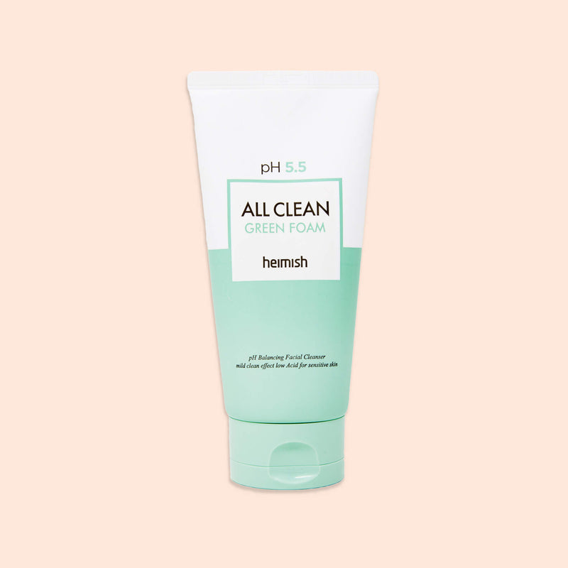 Heimish All Clean Green Foam - K Beauty World