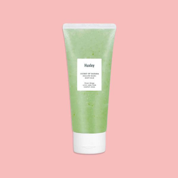Huxley Keep Calm Healing Mask - K Beauty World