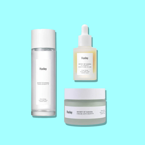 Huxley Anti-Aging Skin Care Set - K Beauty World