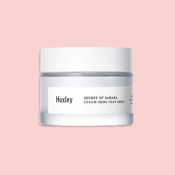 Huxley Secret of Sahara Cream More Than Moist - K Beauty World
