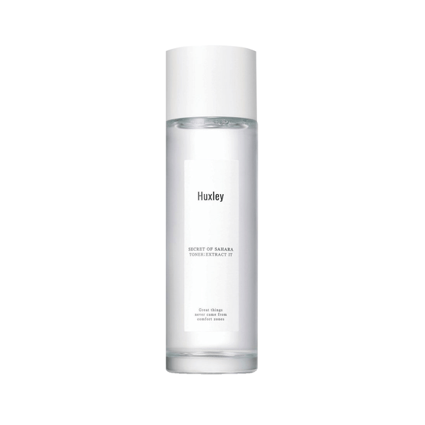 Huxley Secret of Sahara Toner Extract It - K Beauty World