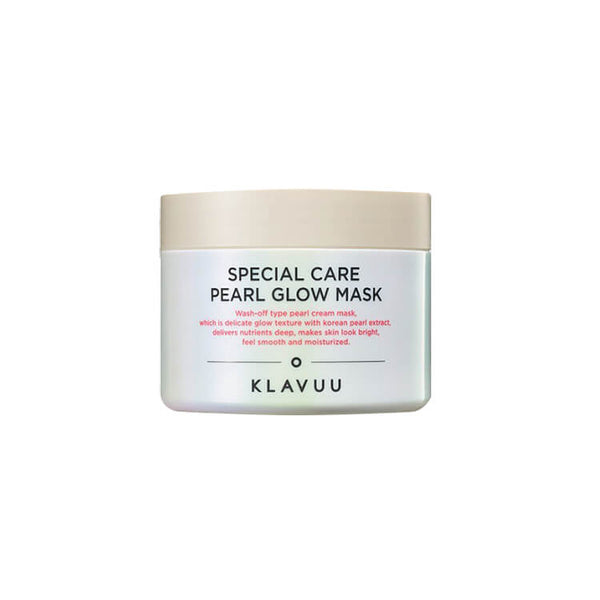 Klavuu Special Care Pearl Glow Mask - K Beauty World