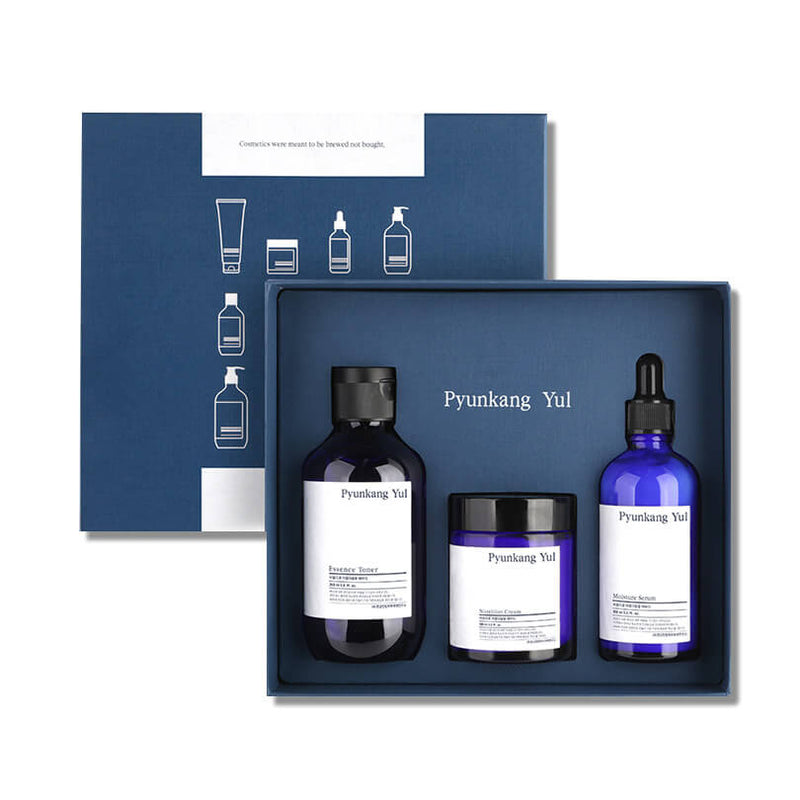 Pyunkang Yul Moisture Nutrition Skincare Gift Set k beauty world
