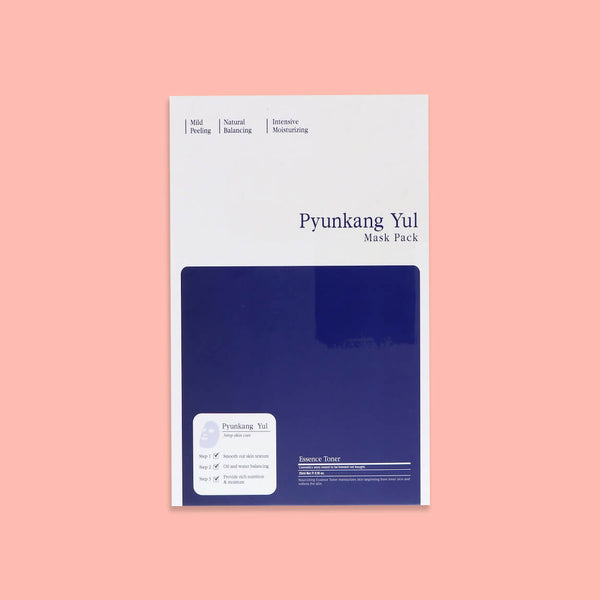 Pyunkang Yul 3 Step Mask Pack (5Pack) - K Beauty World