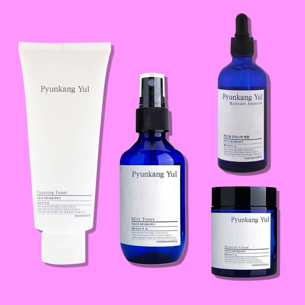 Pyunkang Yul Soothing & Hydrating Skin Care Set - K Beauty World