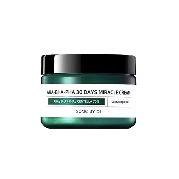 Some By Mi AHA BHA PHA 30 Days Miracle Cream - K Beauty World