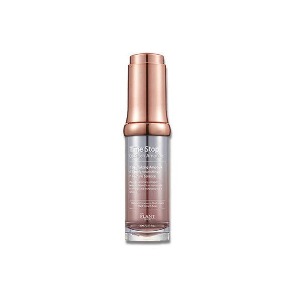 The Plant Base Time Stop Collagen Ampoule  - K Beauty World