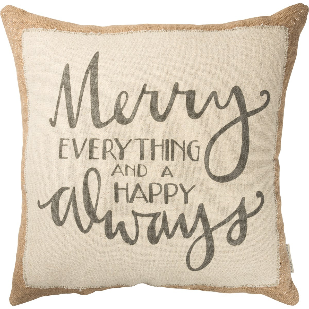 Merry Everything Pillow - Vintage Crossroads