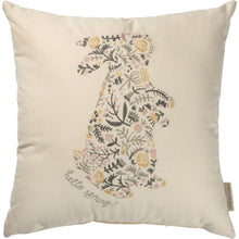 Load image into Gallery viewer, Floral Bunny Pillow - Vintage Crossroads