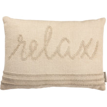Load image into Gallery viewer, Relax Pillow - Vintage Crossroads