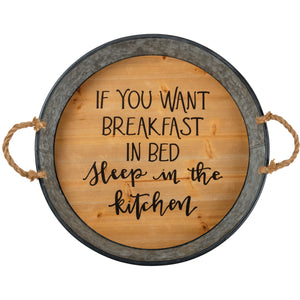 Breakfast In Bed Tray - Vintage Crossroads