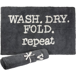 Laundry Room Rug - Vintage Crossroads