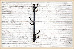 Wall Mount Coat Rack - Vintage Crossroads
