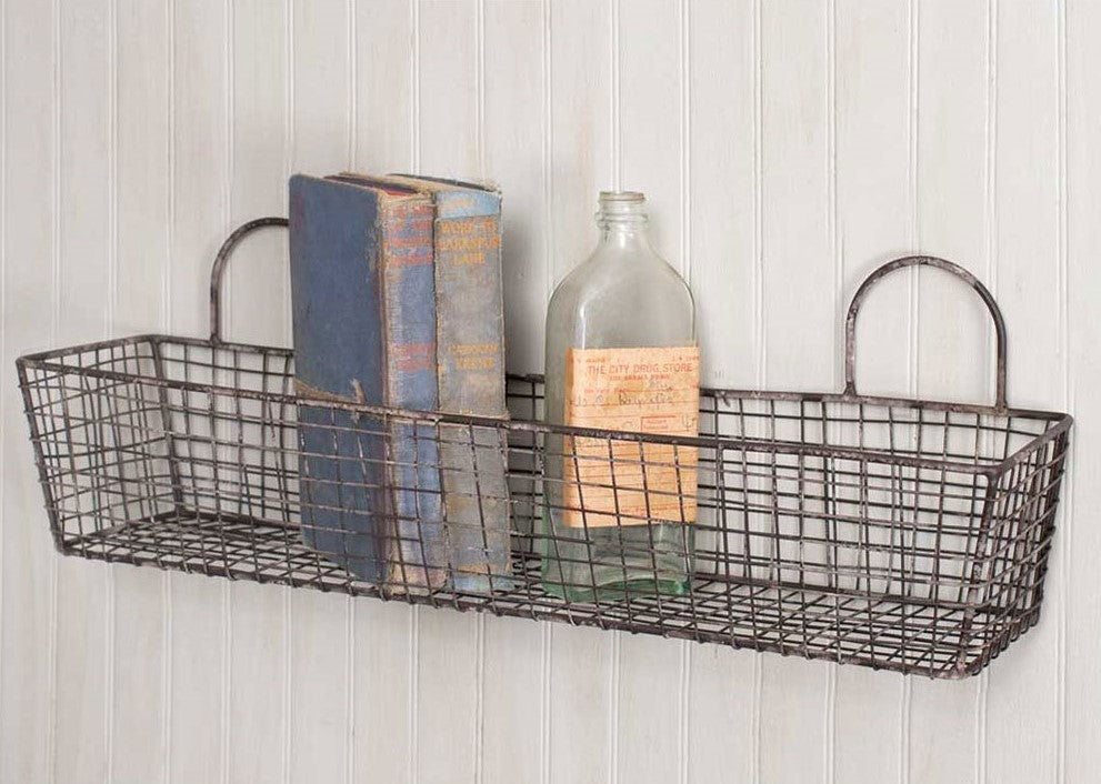 French Bakery Basket - Vintage Crossroads