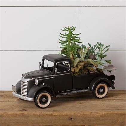 Old Pickup Truck - Vintage Crossroads
