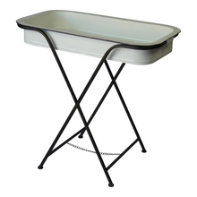 Load image into Gallery viewer, Metal Tray Tables - Vintage Crossroads