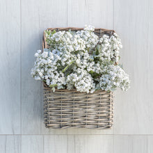 Load image into Gallery viewer, Grey Washed Wall Baskets - Vintage Crossroads