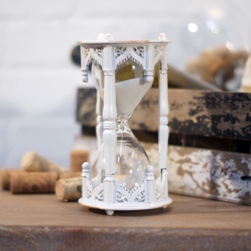 Vintage Style Hour Glass - Vintage Crossroads