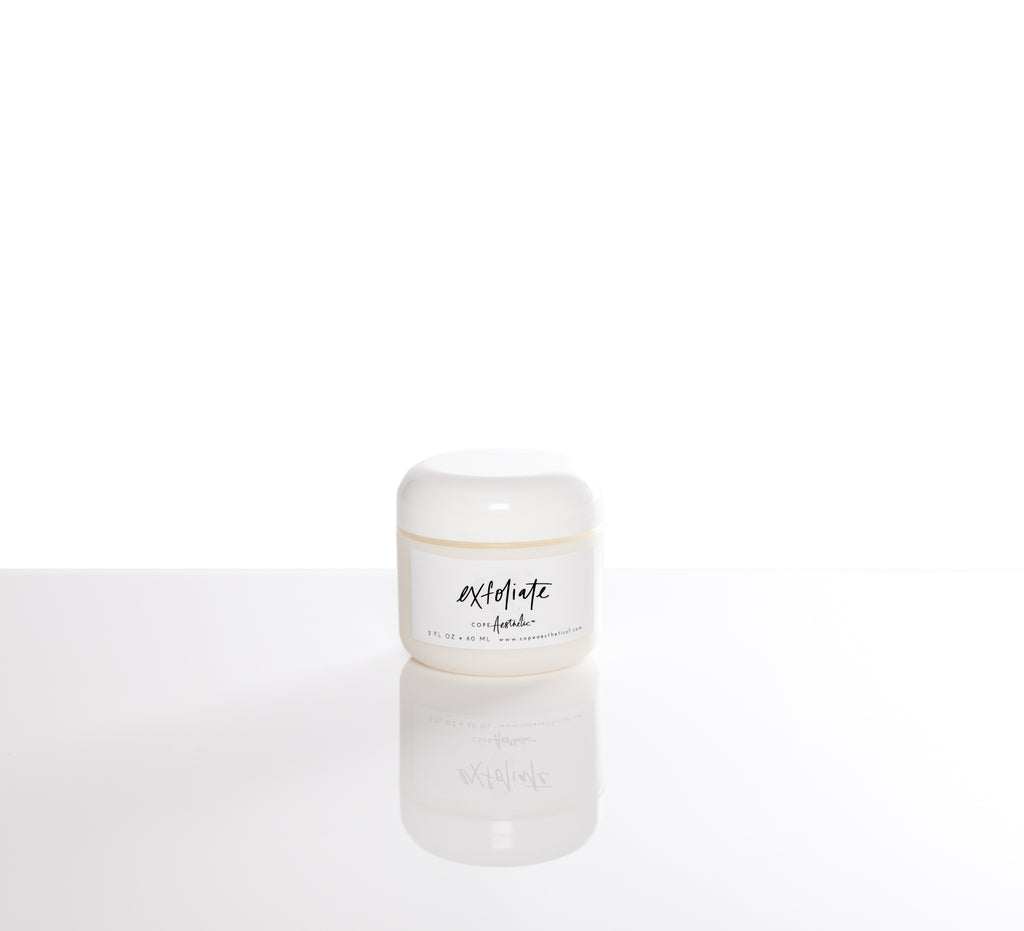 Enzyme Peeling Cream // Gentle Rolling Exfoliant