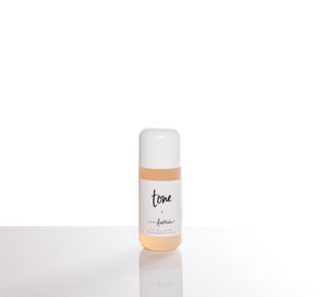 copeAesthetic Tone 5 contains 5% glycolic acid and ginseng extract.