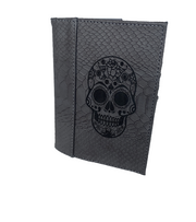 Passport case gris