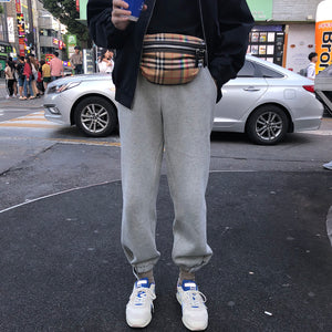 Velcro Accent Jogger Pants