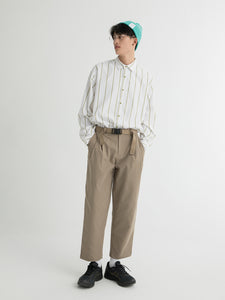 Circle Belt Trouser Pants