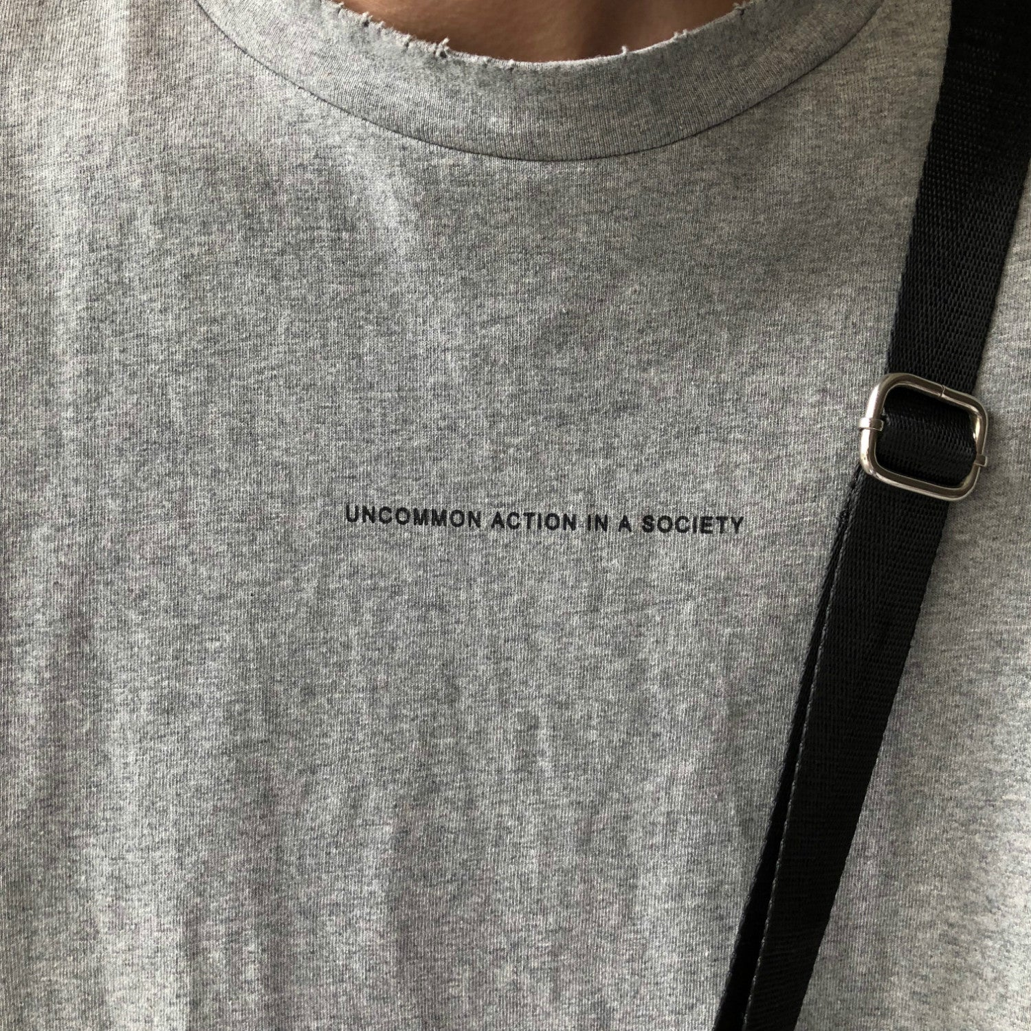 Uncommon Action T-Shirt