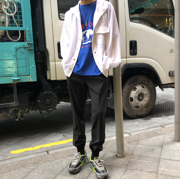 Windbreaker Loose Jacket