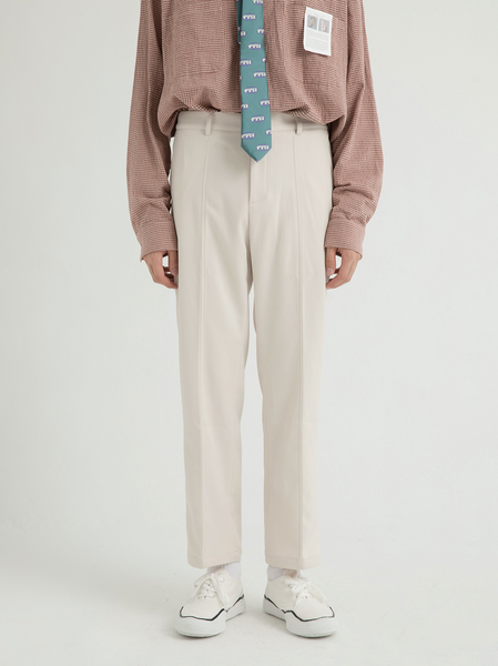 Basic Casual Trouser Pants
